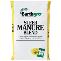 Earthgro Steer Manure Blend, 1 cu ft