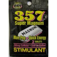 357 Magnum Stimulant Caffeine 24 Pack