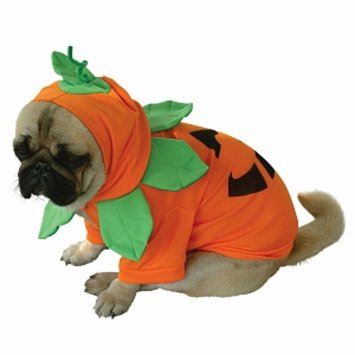 Seasons Costumes Pumpkin Pooch Dog Costume