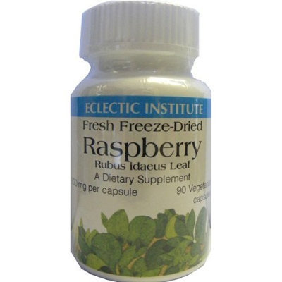 Raspberry Freeze-Dried Eclectic Institute 50 VCaps