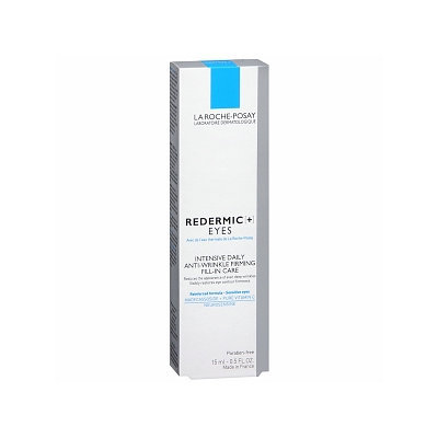 La Roche-Posay Redermic [+] Eyes Intensive Daily Anti-Wrinkle Firming Fill-In Care