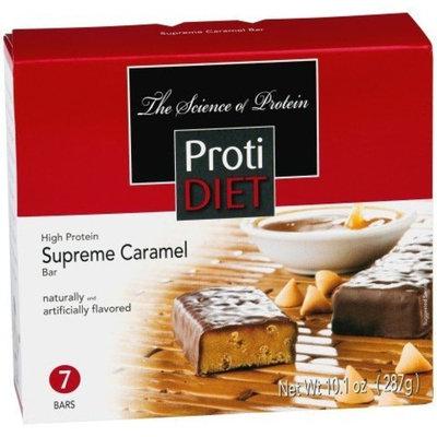 ProtiDiet Supreme Caramel Bar