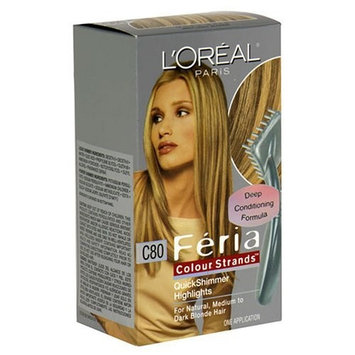 L'Oréal Paris Feria Colour Strands QuickShimmer Highlights