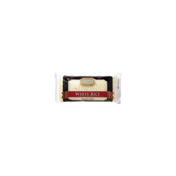 Gourmet House White Rice, 14-Ounce (Pack of 12)