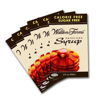 Walden Farms Pancake Syrup Packets (Six 2 Oz. Packets)