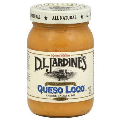 D.l. Jardine's Jardines Queso Loco 16.0 OZ