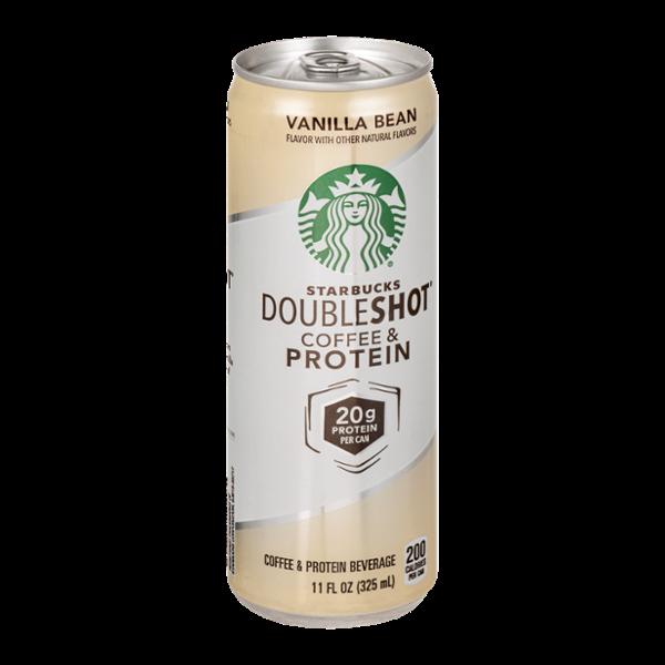 Starbucks Doubleshot Coffee & Protein Beverage Vanilla Bean