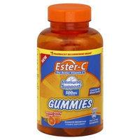 Ester C Ester-C Vitamin C, 500 mg, Fast Acting, Gummies, Orange Flavor, 60 ct.