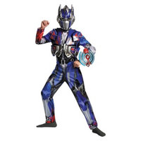 Boy's Transformers Age of Extinction - Deluxe Optimus Prime Kids