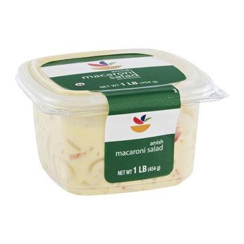 Ahold Macaroni Salad Amish