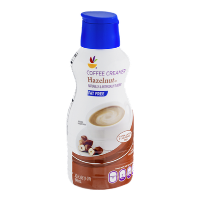 Ahold Fat Free Coffee Creamer Hazelnut