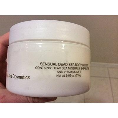 Deep Sea Cosmetics Sensual Body Butter - Milk & Honey