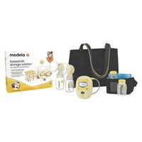 Medela Freestyle Hands-Free Double Electric Breast Pump with Storage