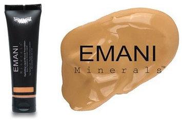Emani Minerals Liquid Mineral Foundation Golden Suede
