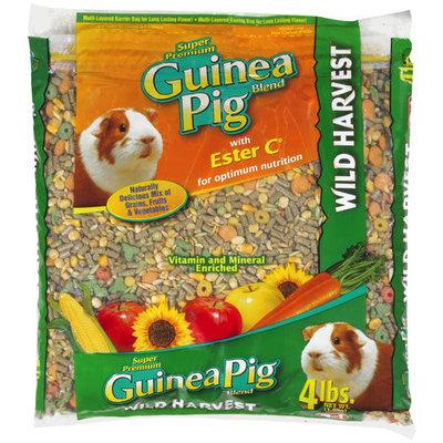 Wild Harvest Super Premium Guinea Pig Blend With Ester C, 4 lb