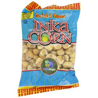 Inka Crops Inka Corn - Salt and Vinegar, 4-Ounce (Pack of 6)