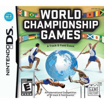 Game Factory World Championship Games: A Track & Field Event (Nintendo DS)