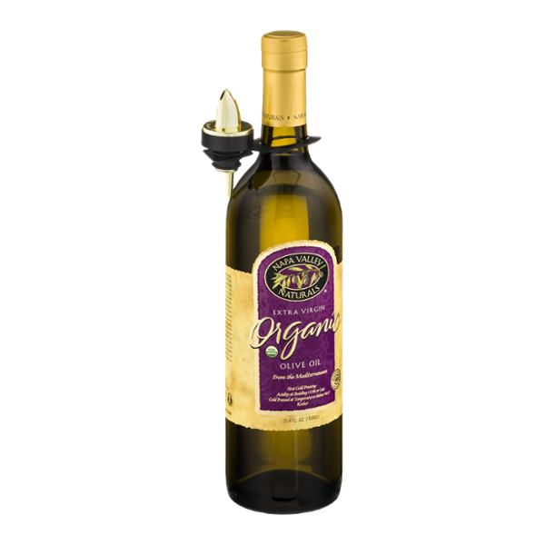 Napa Valley Naturals Organic Olive Oil Reviews