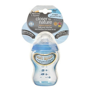 Tommee Tippee BPA Free First Cup - Lil Sippee - Blue