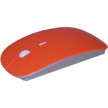ROCKSOUL Bluetooth Laser Mouse for Mac or PC, Orange