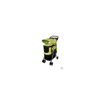 Bestpet Yellow Ultimate 4 In 1 Pet Stroller