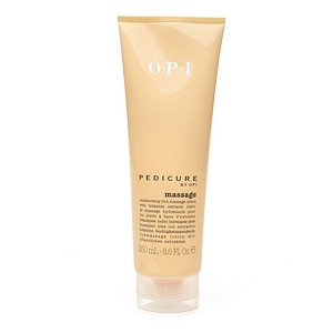 OPI Pedicure Moisturizing Foot Massage Lotion with Botanical Extracts