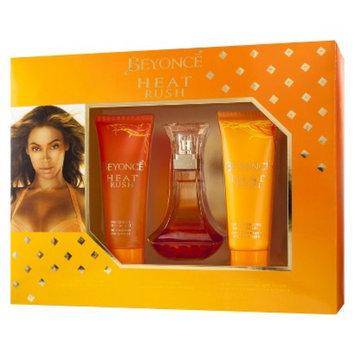 Women's Beyonce Heat Rush by Beyonce Gift Set - 3 pc