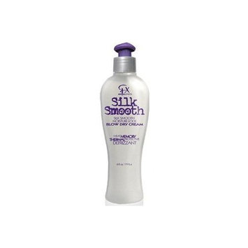 FX Special Effects Silk Smooth Blow Dry Cream 6 Oz.