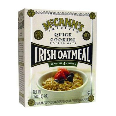 McCann's Imported Quick Cooking Rolled Oats Irish Oatmeal