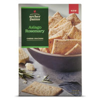 Archer Farms AF Asiago Rosemary Cracker 4.5oz
