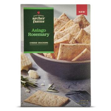 Archer Farms AF Asiago Rosemary Cracker 4.5oz