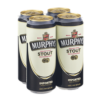 Murphy's Stout Pasteurized Beer - 4 PK