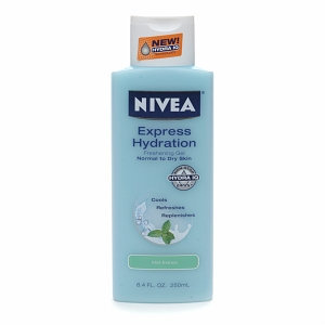 NIVEA Express Hydration Freshening Gel