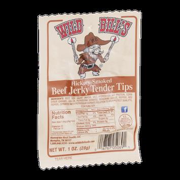 Wild Bill's Beef Jerky Tender Tips Hickory Smoked