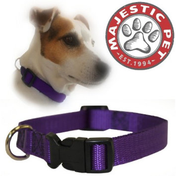 Target Home Majestic Pet Adjustable Collar - Purple (Large)