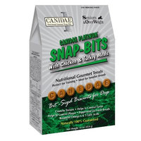 Canidae Dog Treats, Platinum Chicken and Turkey Meal Snap-Bits Bite Size Treats, 8 Ounce Bag