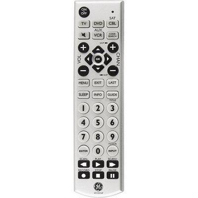 Jasco Products 24965 Universal Big Button Remote Control