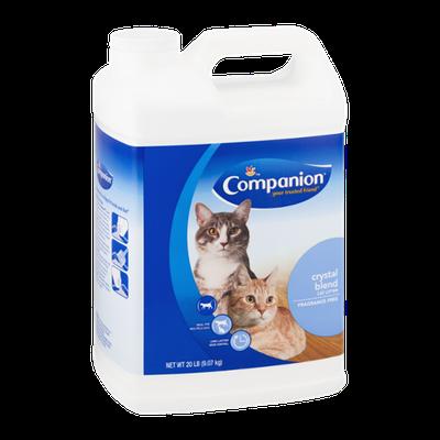 Companion Cat Litter Crystal Blend Fragrance Free
