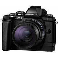 Olympus OM-D E-M10 Mirrorless Micro Four Thirds Digital Camera with 14-42mm Lens