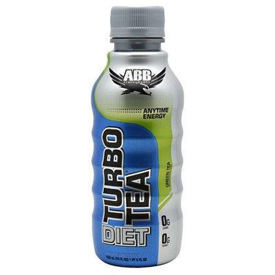 ABB Performance Green Tea, Diet Turbo Tea, 18 Fluid Ounce