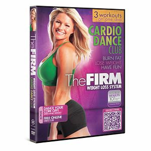 The Firm Weight Loss System Cardio Dance Club DVD