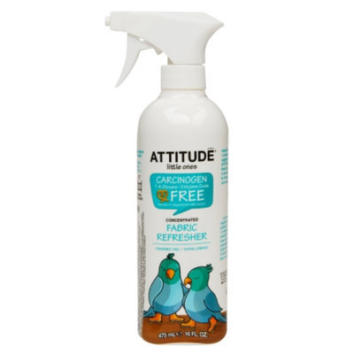 Attitude Little Ones Fabric Refresher Concentrated, Fragrance Free, 16 fl. Oz