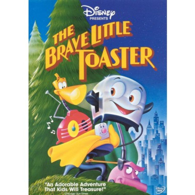 Disney Buena Vista Brave Little Toaster [dvd]-nla