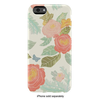 Agent18 - FlexShield Case for Apple® iPhone® 6 and 6s - Pink/Green