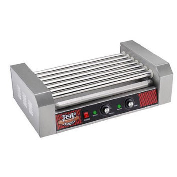 Great Northern Popcorn Commercial 18 Hot Dog 7 Roller Grilling Machine