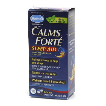 Hyland's Calms Forte Sleep Aid