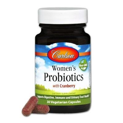 Womens Probiotics Carlson Laboratories 30 Caps