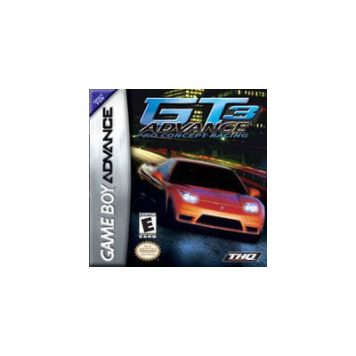 THQ GT Advance 3: Pro Concept Racing