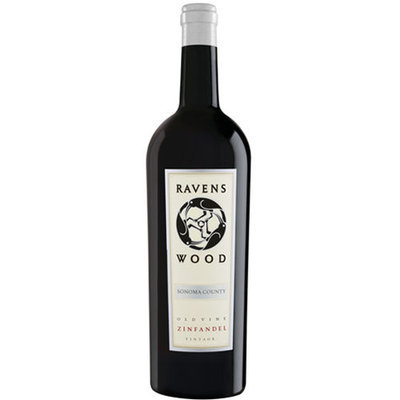Ravenswood Sonoma County Old Vine Zinfandel Wine, 750 ml