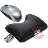 Ima A10165 Mouse Wrist Cushion, Black